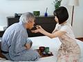 [JUL-484] 中年オヤジに乳首だけで何度も絶頂する早漏体質にさせられた介護人妻 天然かのん