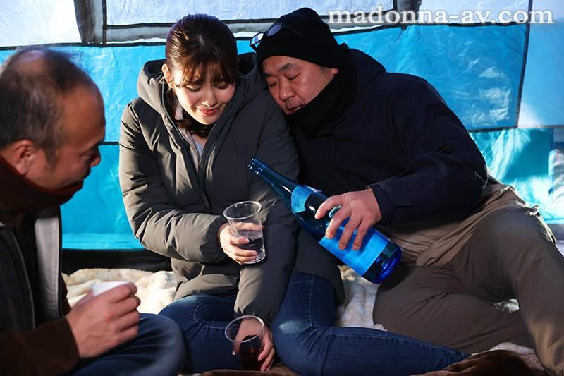町内キャンプNTR テントの中で何度も中出しされた妻の【閲覧注意】寝取られ映像 神宮寺ナオ