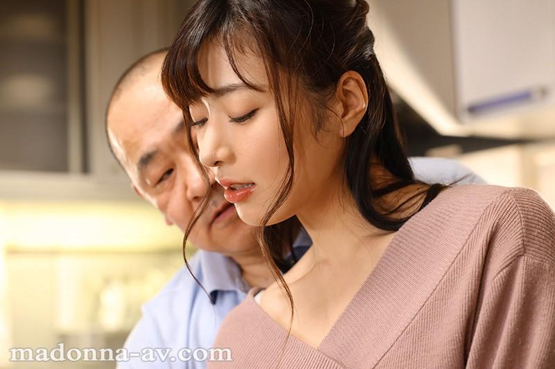 【エロ動画】義父に濃厚精子を中出しされ続ける人妻【由愛可奈】