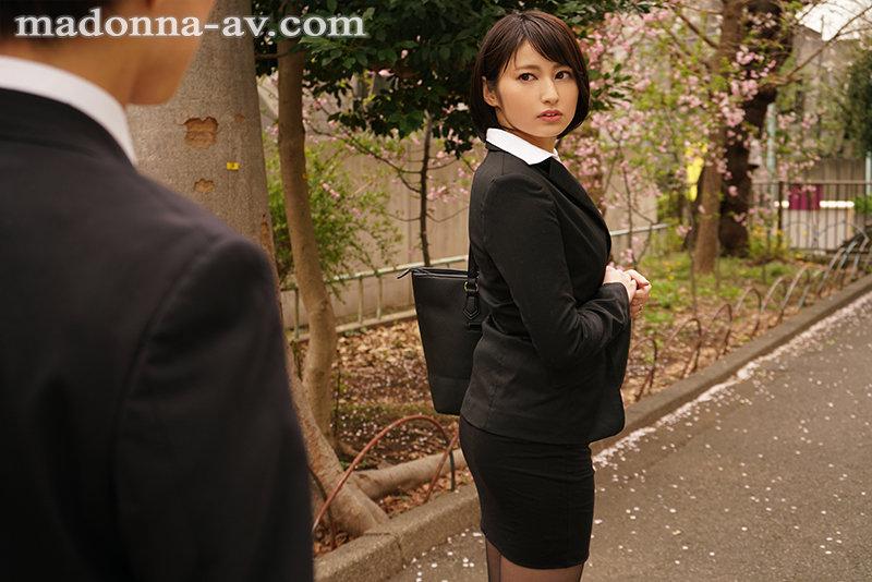 出張先のビジネスホテルでずっと憧れていた女上司とまさかまさかの相部屋宿泊 本田瞳 キャプチャー画像 1枚目