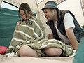 町内キャンプNTR テント内で何度も中出しされた妻の衝撃的寝取られ映像 三尾めぐ