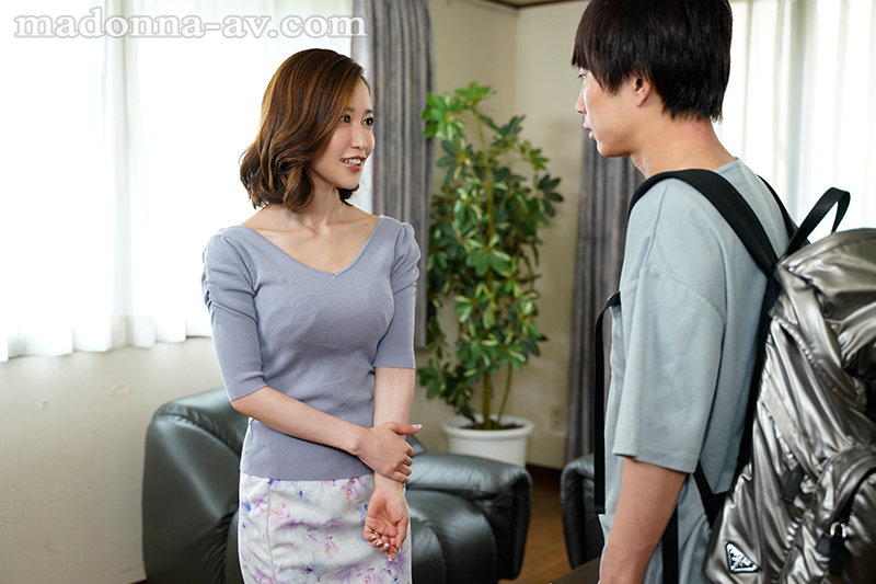 僕を女手一つで育ててくれた、最愛の義母が最低な友人に寝取られて… 篠田ゆう 1