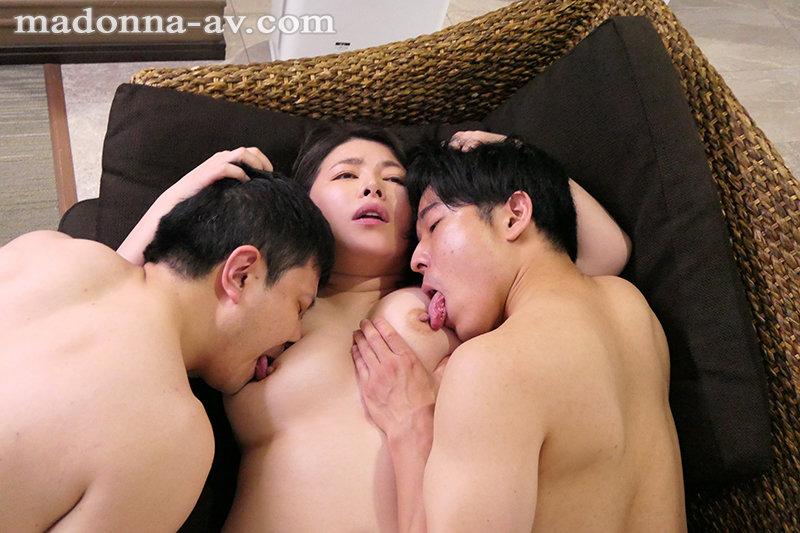 子供部屋ニートの息子2人、母親・凛は性処理係―。 岡江凛 キャプチャー画像 10枚目