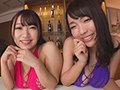[JUNY-040] ド淫乱なW爆乳むっちりママが客を喰いまくる逆3Pスナック! 稲場るか 姫咲はな