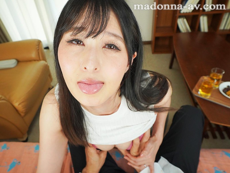 【VR】王道美熟女 北川礼子 初VR 初カノは友達のお母さん