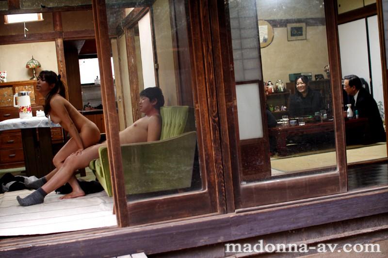 日焼け 兄嫁の誘惑 白木優子 画像9
