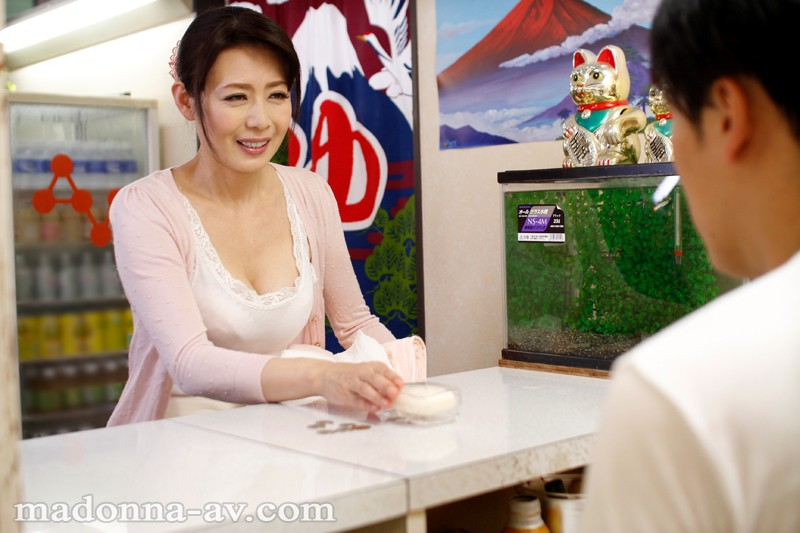 【ドラマ】 番台さんを誘惑する人妻~若い肉棒に溺れる背徳銭湯~ 三浦恵理子 キャプチャー画像 1枚目