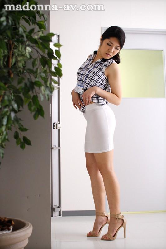 タイトスカートを穿かされて…。 白川千織 キャプチャー画像 9枚目