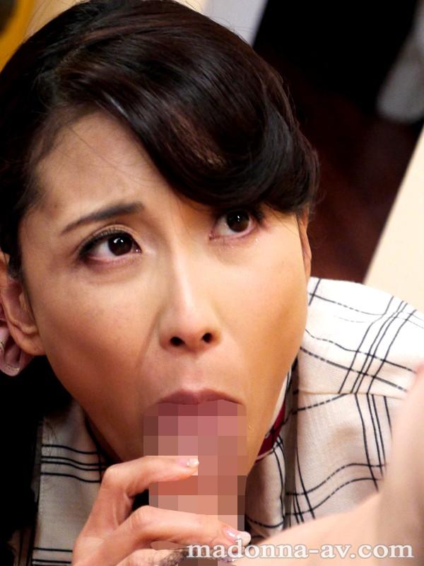 【ウェイトレス】 バイト先で知り合った素敵な奥さん 木村はな キャプチャー画像 4枚目