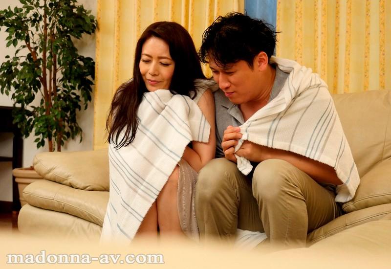 暴風雨 妻の親友と二人だけの夜 三浦恵理子サンプルF6