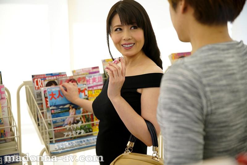 地味で真面目な妻がサセ子と呼ばれている件について、僕は怯えながらも調べる事にした。 三浦恵理子 6枚目