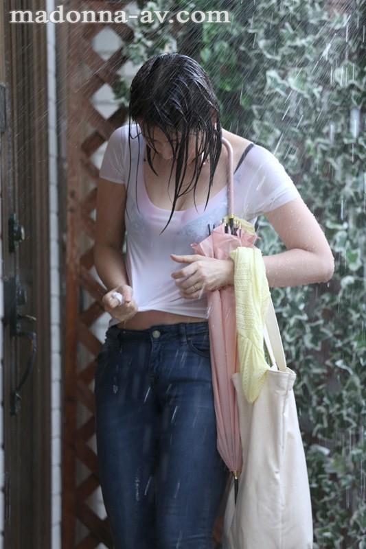 暴風雨 憧れのハウスキーパーと二人だけの夜 波多野結衣サンプルF1