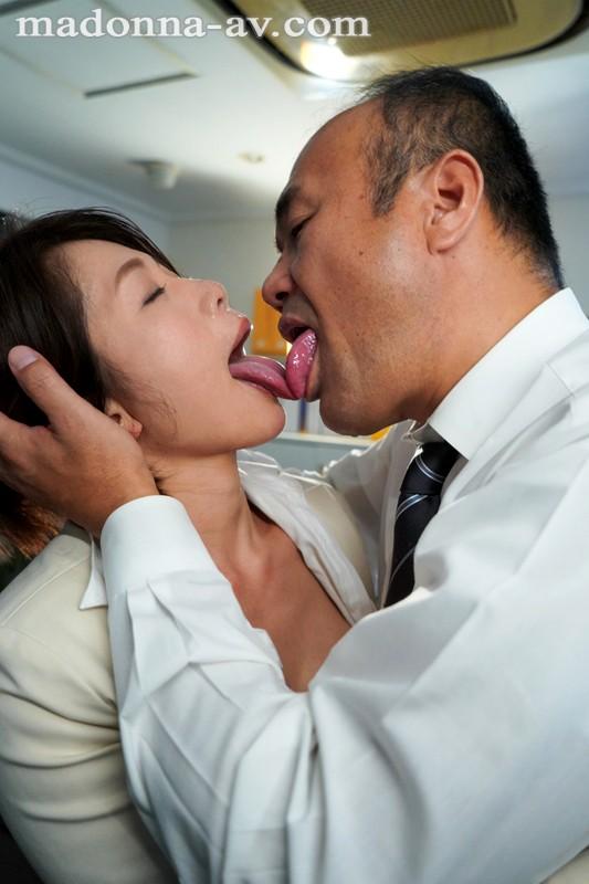密着セックス 出張先で深まる上司との情愛 友田真希サンプルF2