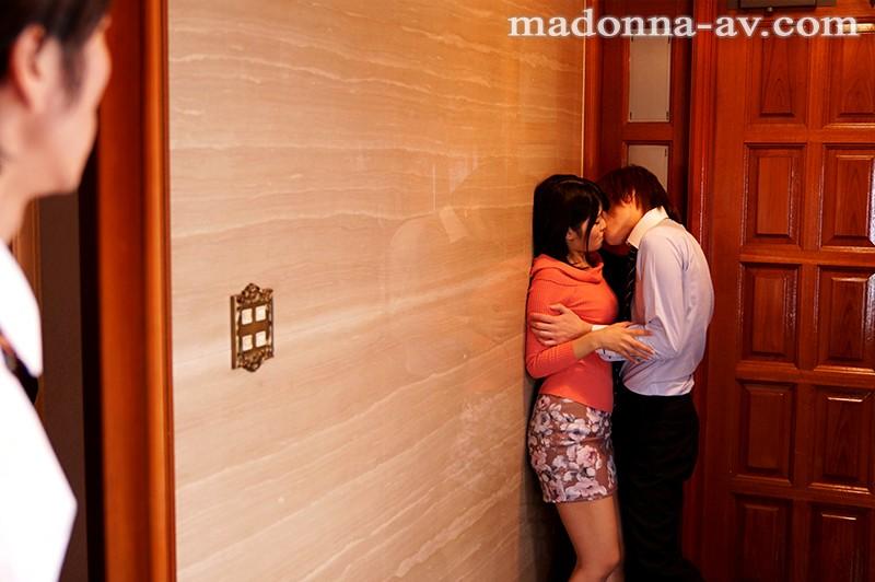 妻が他人に抱かれてる…。 〜ねとりネトラレ寝取らせて〜 神宮寺ナオ キャプチャー画像 1枚目