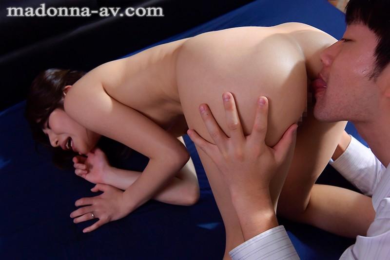 肛門をベチョベチョに舐めまくる恥辱のアニリングス性交 工藤まなみ