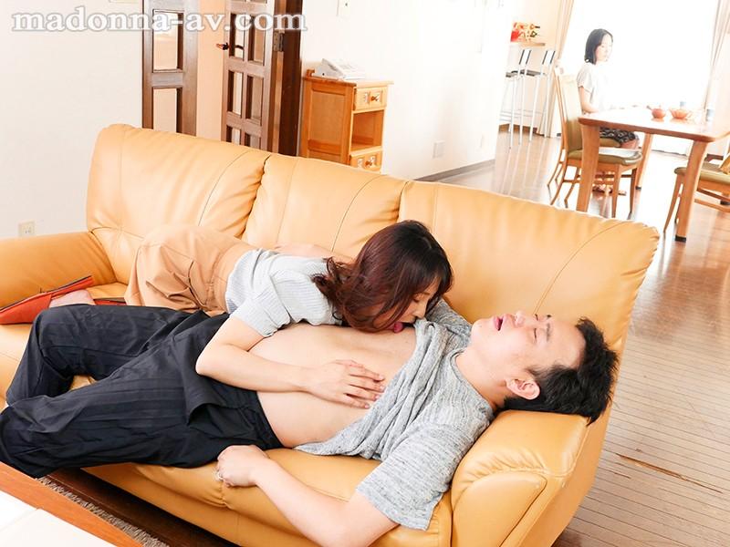 妻の友人の乳首責めに我慢できず…暴発中出しエステサロン 美作彩凪