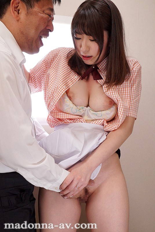 JUY-658 Studio Madonna - My Husband Introduced Me To This Workplace... The Married Part-Timer Learns To Enjoy Sex Even More Thanks To Her Perverted Boss's Sexual Harassment. Monami Takarada