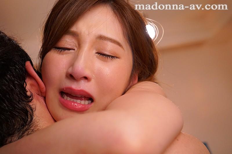 マドンナ渾身のラスト作品!! 涙を流しながら一心不乱に求め合う激情性交 佐々木あき 10枚目