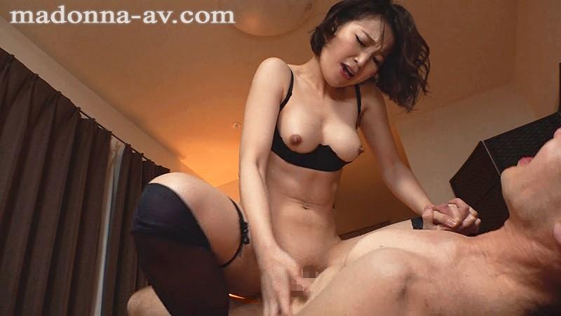 名もなき素人妻、中出しライダー01。 高速騎乗位で膣内射精を求める専業主婦 Aさん 32歳