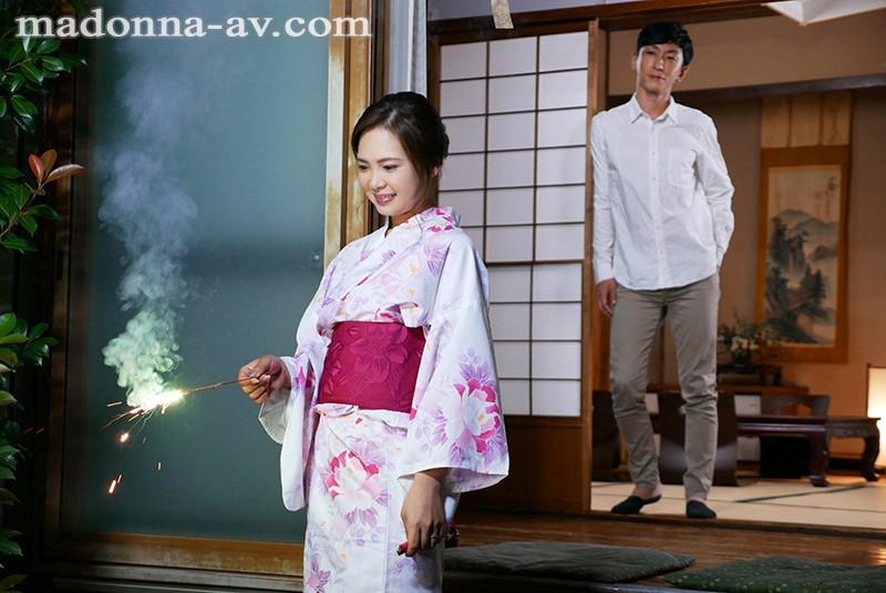 汗ばむ肌、燃える心、夏祭りのあとに…。 飯山香織 キャプチャー画像 1枚目