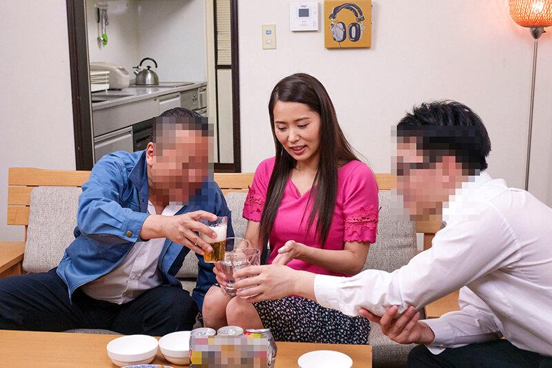 職場の親睦会で飲み過ぎたパート人妻さんをお持ち帰りして宅飲みでナマまんゲットした盗撮素材をせっかくなのでそのままAV転売します7
