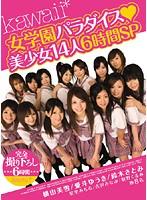 kawaii*女学園パラダイス♥美少女14人6時間SP [KAPD018]