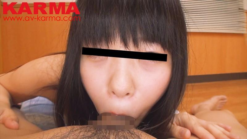 「カメラから目線外しちゃダメよ!!」素人娘のカメラ目線でゆ〜っくりね〜っとり濃厚フェラチオ! 画像8