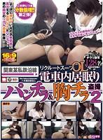 関東某私鉄沿線 リクルートスーツOL電車内居眠り パンチラ&胸チラ盗撮2 ダウンロード