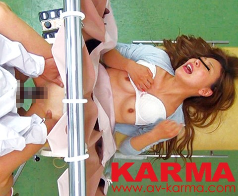 【盗撮・のぞき】 産婦人科医師盗撮映像流出 セックスレス人妻の我慢できない婦人病検診16 キャプチャー画像 8枚目
