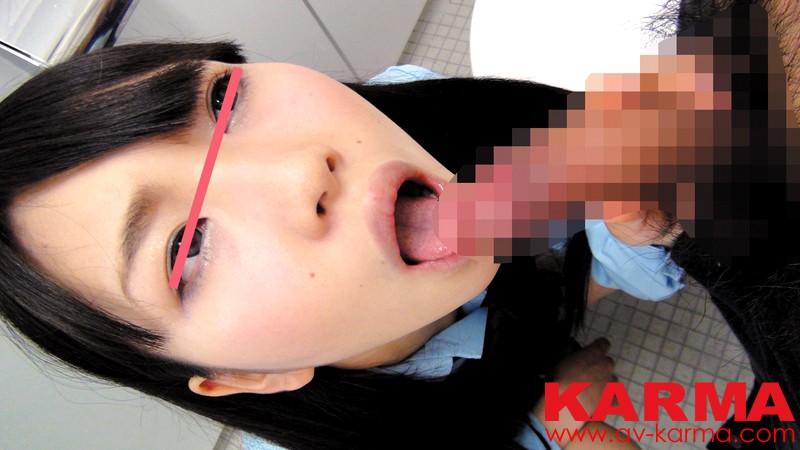【美少女】 東京渋谷女子校生 援交フェラチオ動画 キャプチャー画像 8枚目