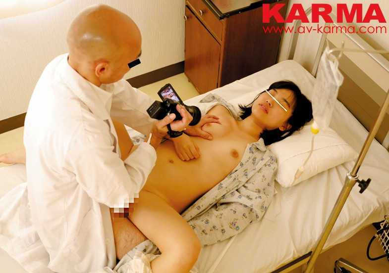 【素人】ネット流出!意識不明の女性入院患者に性行為を繰り返した医師の記録 キャプチャー画像 2枚目