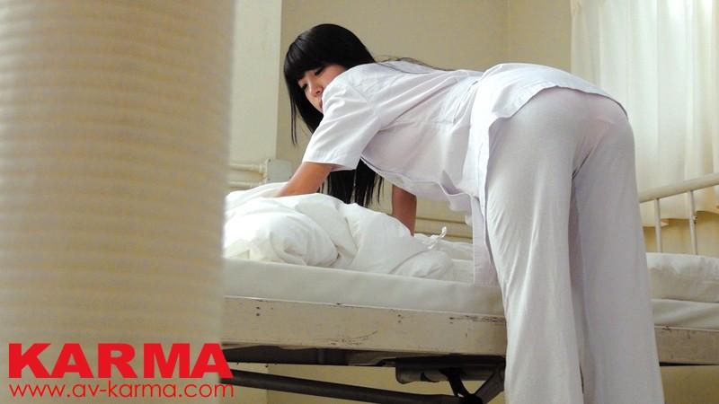 関東圏某有名大学病院内潜入盗撮 高画質盗撮 すけるパンティー ナースのお尻3 キャプチャー画像 2枚目