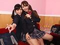 【VR】【制服美少女とカラオケBOX乱交パーティーVR】歌っては...sample2