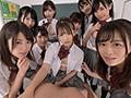【VR】共学初年度 元女子校に入学した男子は僕ひとり!?先輩...sample11