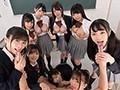 【VR】共学初年度 元女子校に入学した男子は僕ひとり!?先輩...sample9