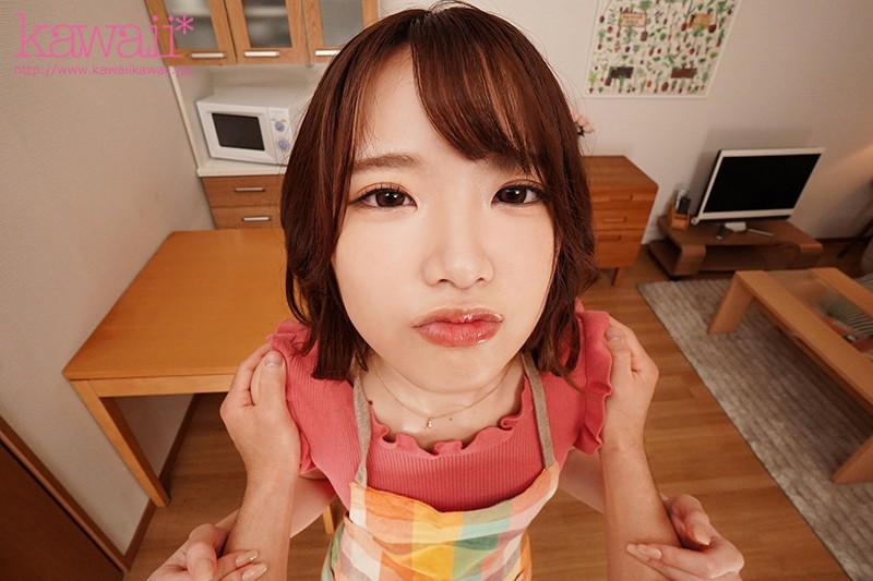 【VR】関西弁でめちゃくちゃチ●ポ欲しがるボクの事を好き過ぎるかまってちゃん彼女みずきとイチャイチャ同棲性活 南みずき2