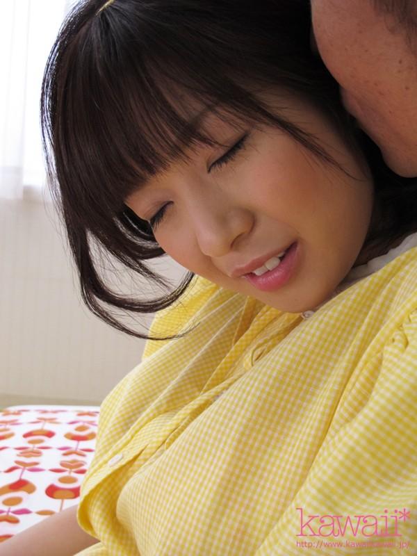 新人!kawaii*専属デビュ→ ほっとけない笑顔の美少女 尾上若葉 2枚目