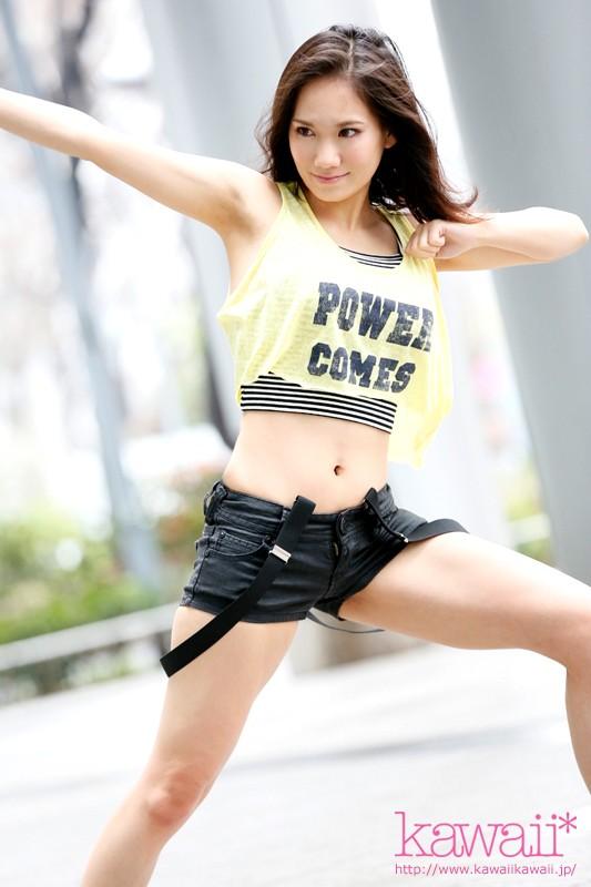 【ダンス】 笑顔で踊る姿が可愛すぎると話題のストリートダンサー美鈴AVデビュー キャプチャー画像 5枚目