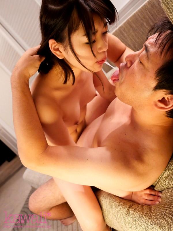 濃厚な接吻と本能で感じる汁まみれ濃密性交 島崎綾 キャプチャー画像 9枚目
