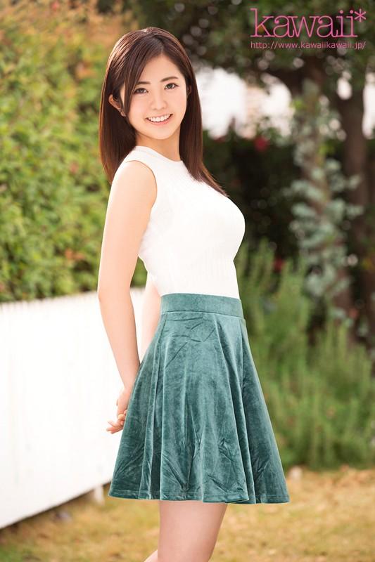 初めての音色 橋本りお 19歳 処女 kawaii*専属AVデビューのサンプル画像