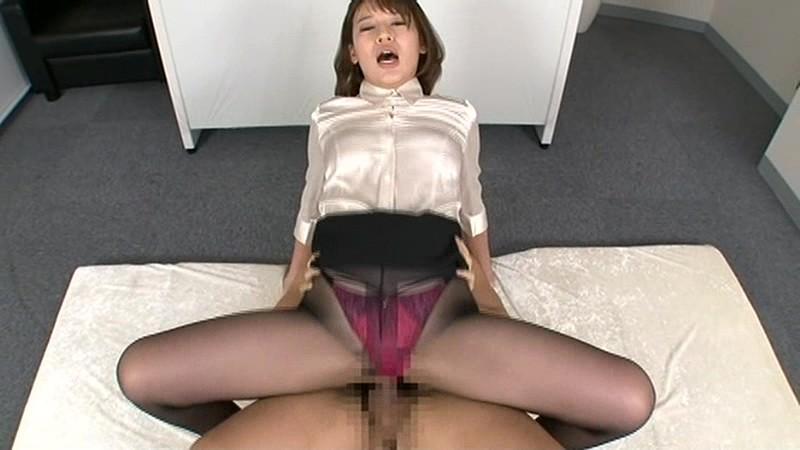 パンスト妄想脚 本田莉子 画像17