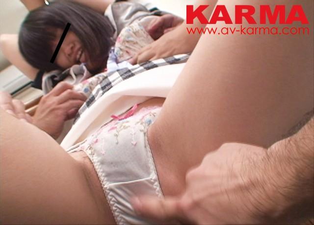 KARMA 犯●れる女たち被害者168人の記録 【2枚組】(DOD) 画像7