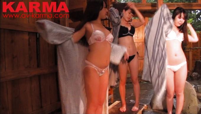 女風呂 高画質盗撮エロ動画8時間総集編 無防備に入浴している女309人の記録 4枚目