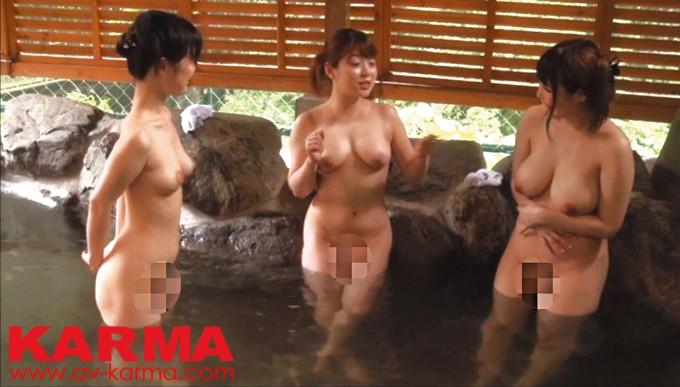 女風呂 高画質盗撮エロ動画8時間総集編 無防備に入浴している女309人の記録 5枚目