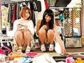 [KRU-108] 都内フリーマーケット会場で盗撮された素人娘たちの胸チラ&パンチラ動画