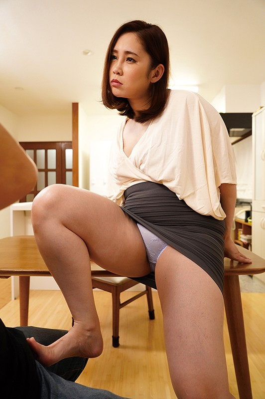 性欲旺盛な弟の嫁に誘惑されて…。 松坂美紀