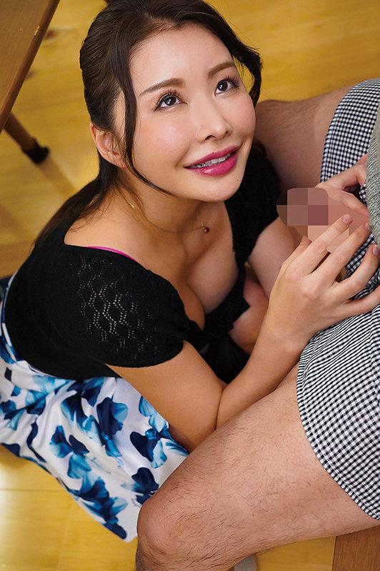 性欲旺盛な弟の嫁に誘惑されて…。 北川舞