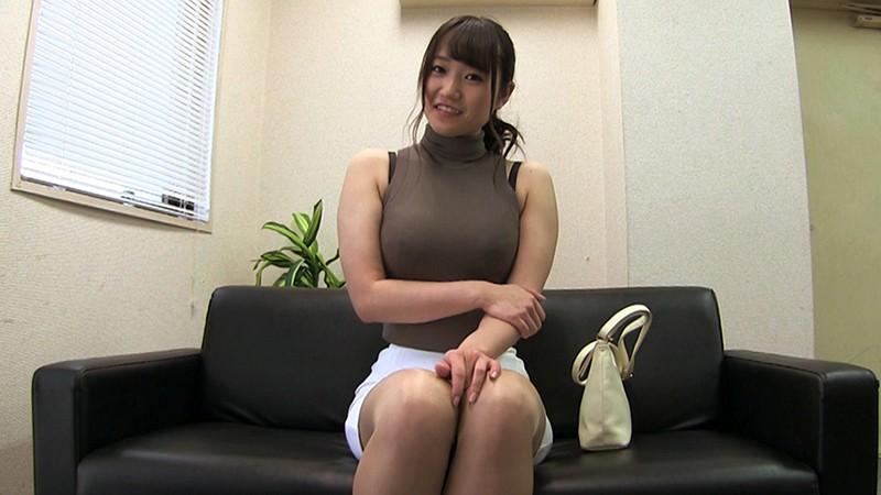 爆乳秘書検定〜研修生穂乃さん(Gカップ)のセクハラ検定〜 若宮穂乃 1枚目