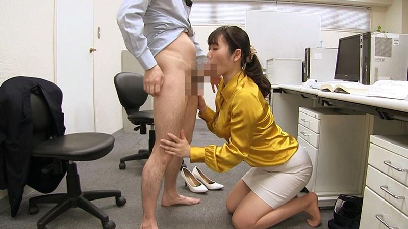 爆乳秘書検定〜研修生穂乃さん(Gカップ)のセクハラ検定〜 若宮穂乃 4枚目