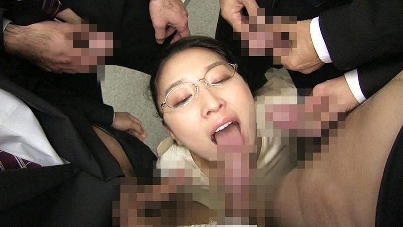 肉感!OL倶楽部9〜爆乳セクハラ指導員のお仕事〜 本真ゆり18